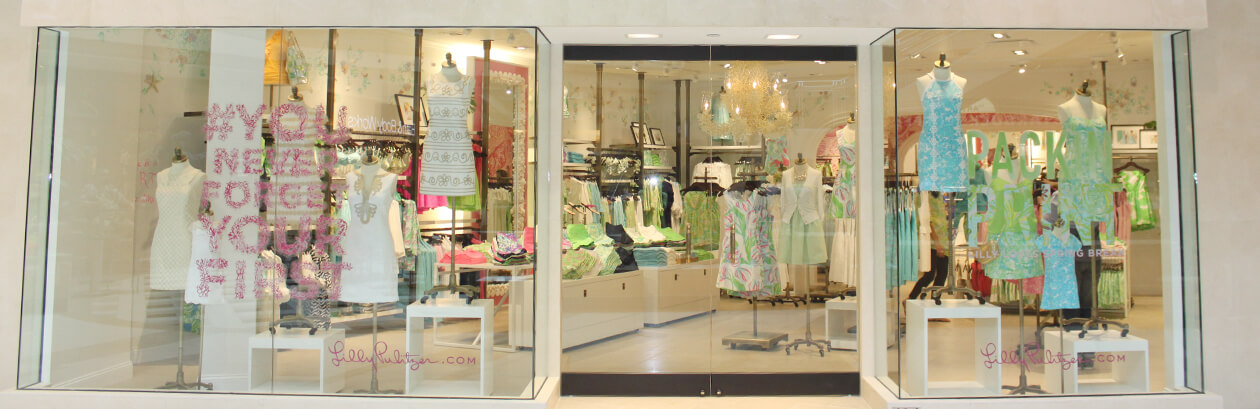 Lilly Pulitzer Store at International Plaza - Tampa, Florida