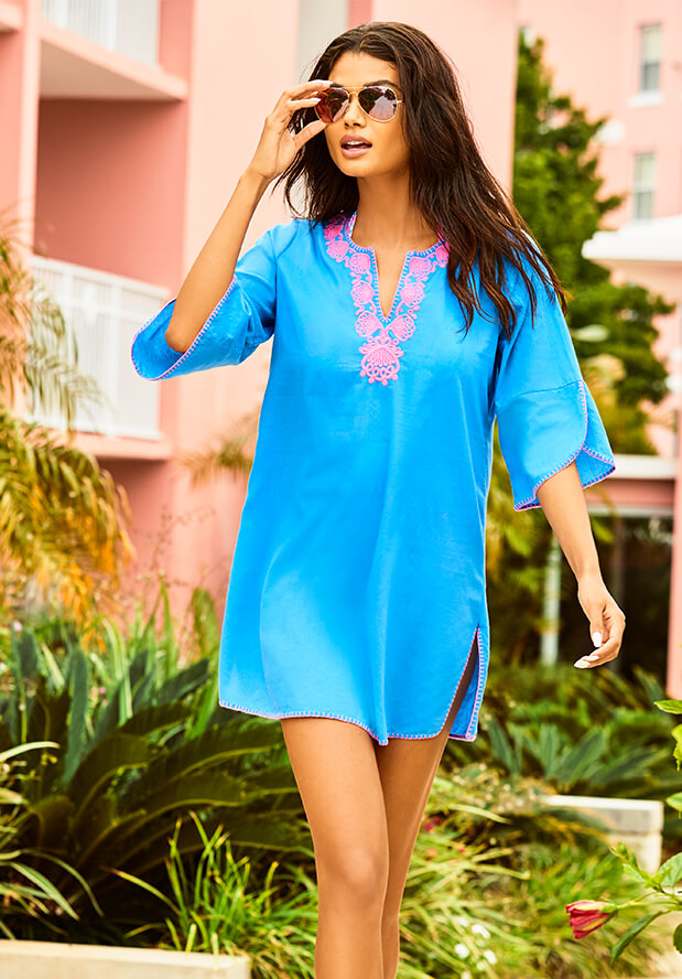 Shop New Cover Ups From Lilly Pulitzer