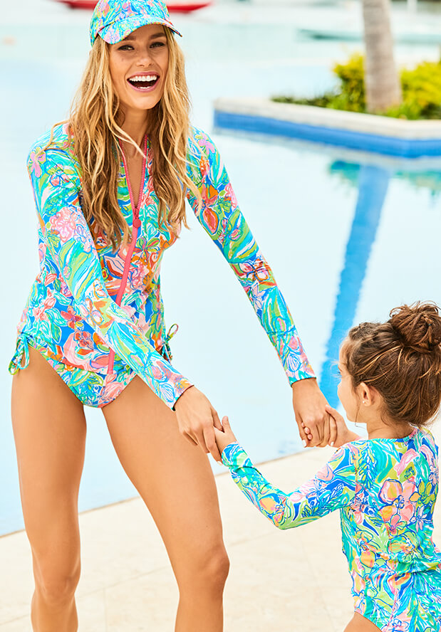 Shop Beachwear From Lilly Pulitzer