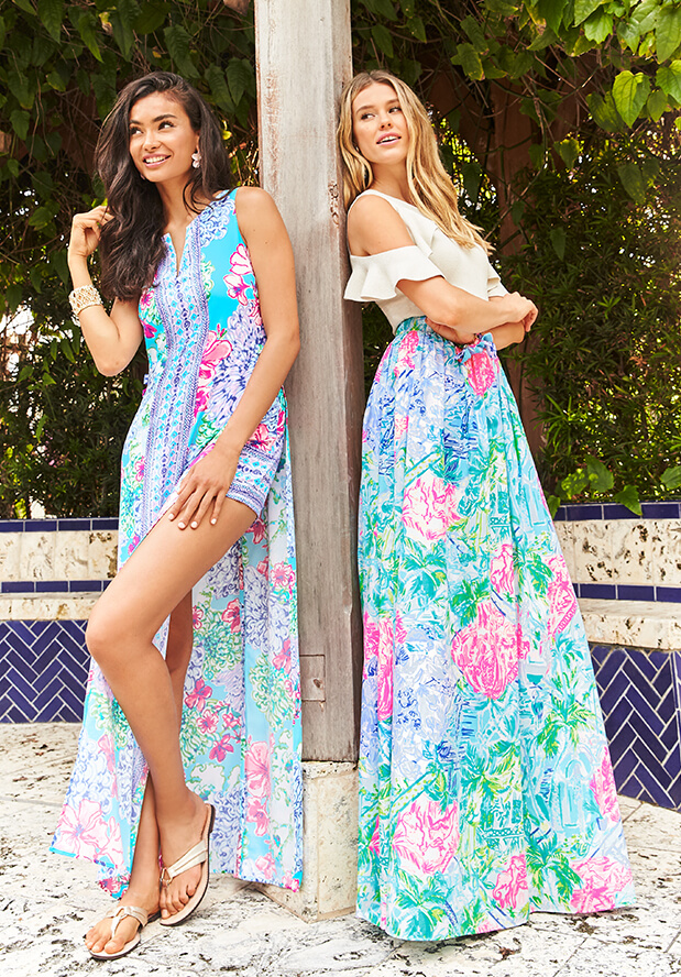 Shop Maxi Dresses From Lilly Pulitzer
