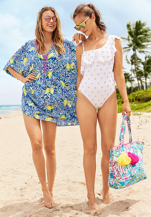 Shop Swimwear From Lilly Pulitzer