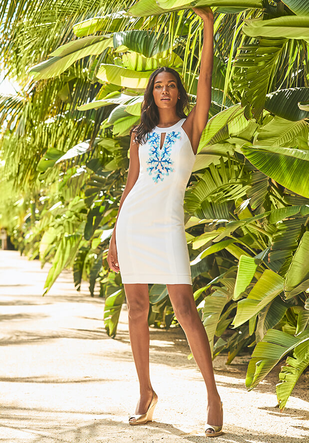 Shop White Dresses From Lilly Pulitzer