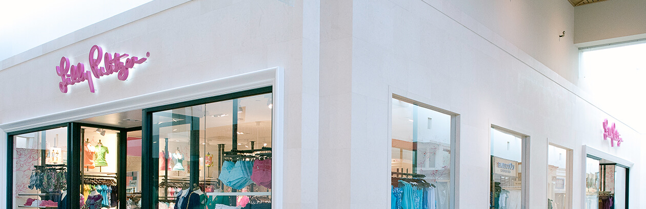 Lilly Pulitzer Store at SouthPark Mall