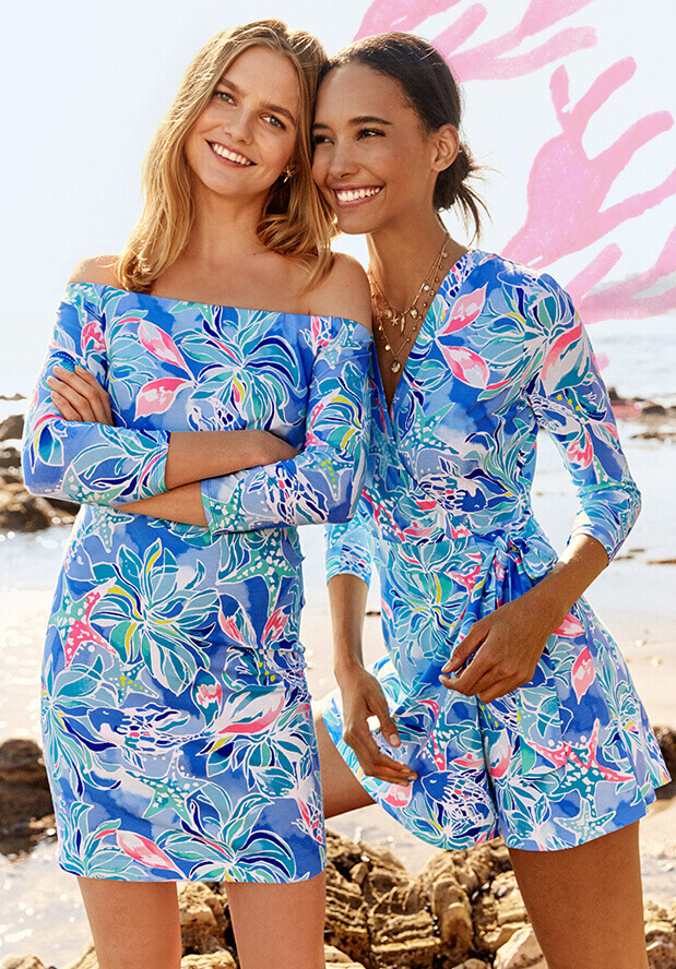 Daytime Dresses From Lilly Pulitzer