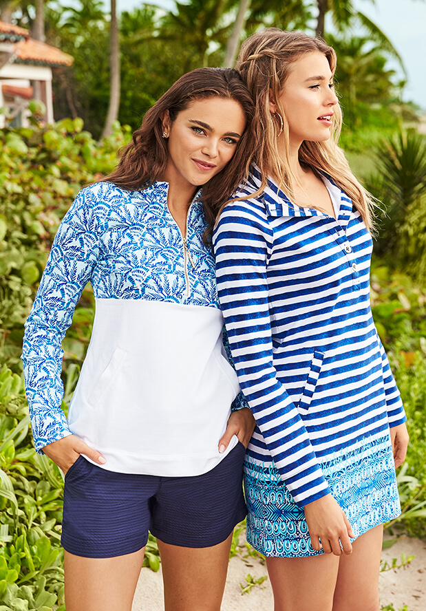 Shop New UPF Apparel From Lilly Pulitzer