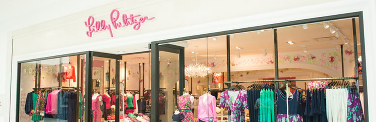 Lilly Pulitzer Store at Towson Town Center - Towson, Maryland