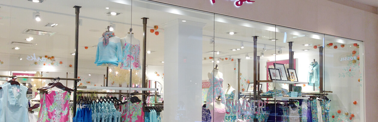 Lilly Pulitzer Store at Montgomery Mall - Bethesda, Maryland