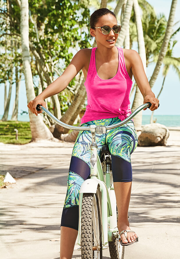 Shop Active and Lounge From Lilly Pulitzer