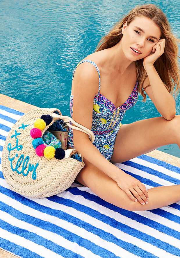 Shop Beach Accessories From Lilly Pulitzer