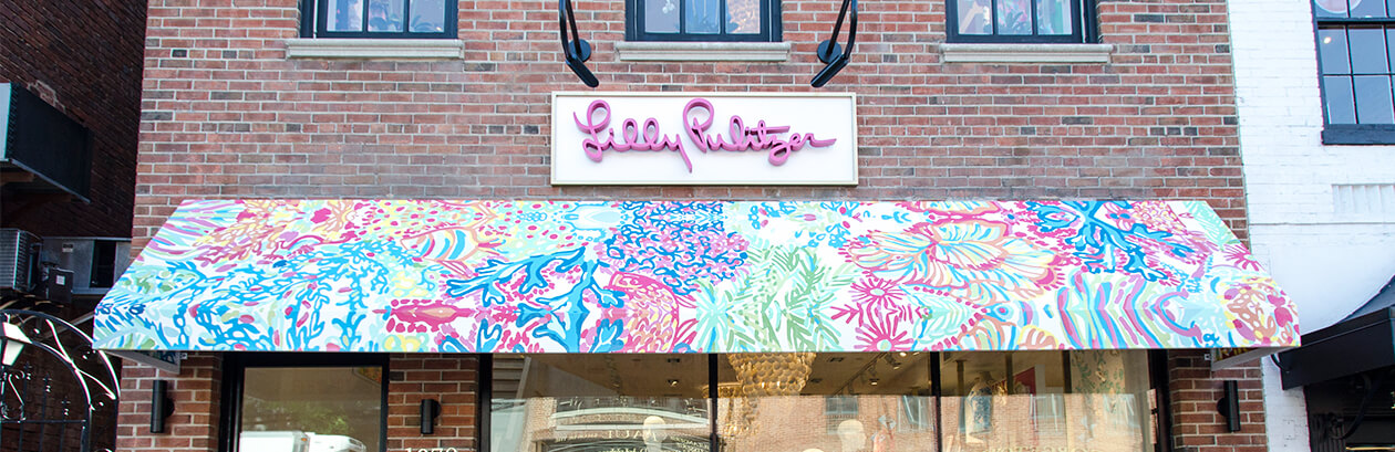 Lilly Pulitzer Store in Georgetown - Washington, DC