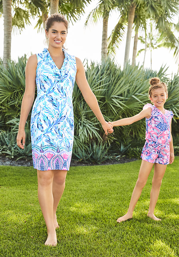 Mommy and Me Outifts From Lilly Pulitzer