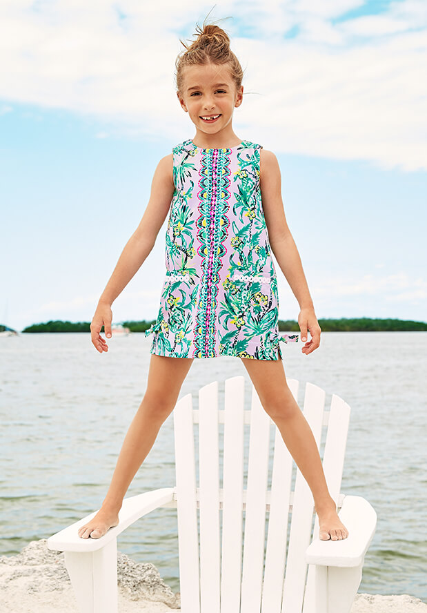 Shop Girls Dresses From Lilly Pulitzer