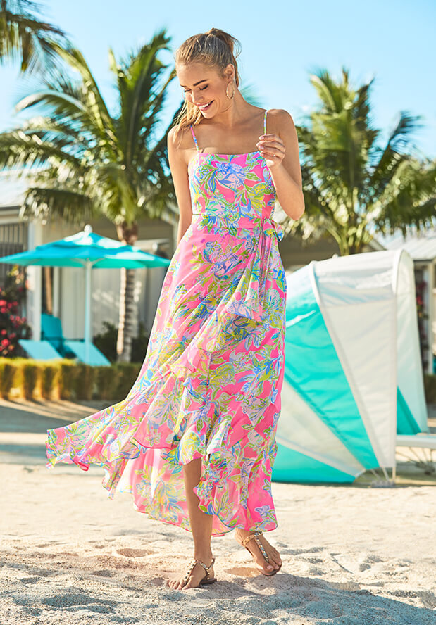 358f33c5f8 Shop Dresses From Lilly Pulitzer. Play the Long Game. Anni Maxi