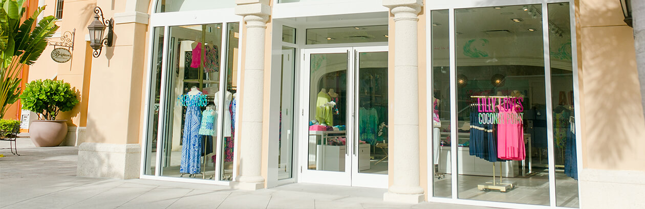 Lilly Pulitzer Store at Coconut Point - Estero, Florida
