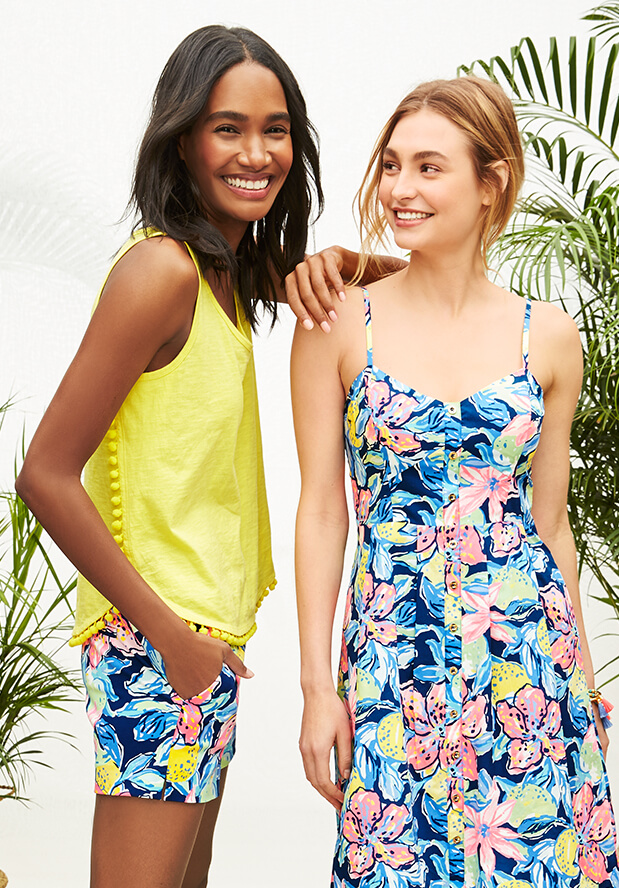 Shop New Shorts From Lilly Pulitzer