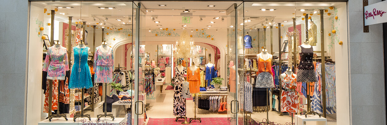 Lilly Pulitzer Store at The Streets at Southpoint - Durham, NC