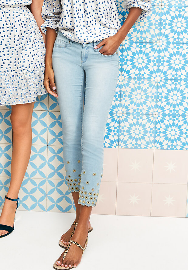 Shop Pants From Lilly Pulitzer