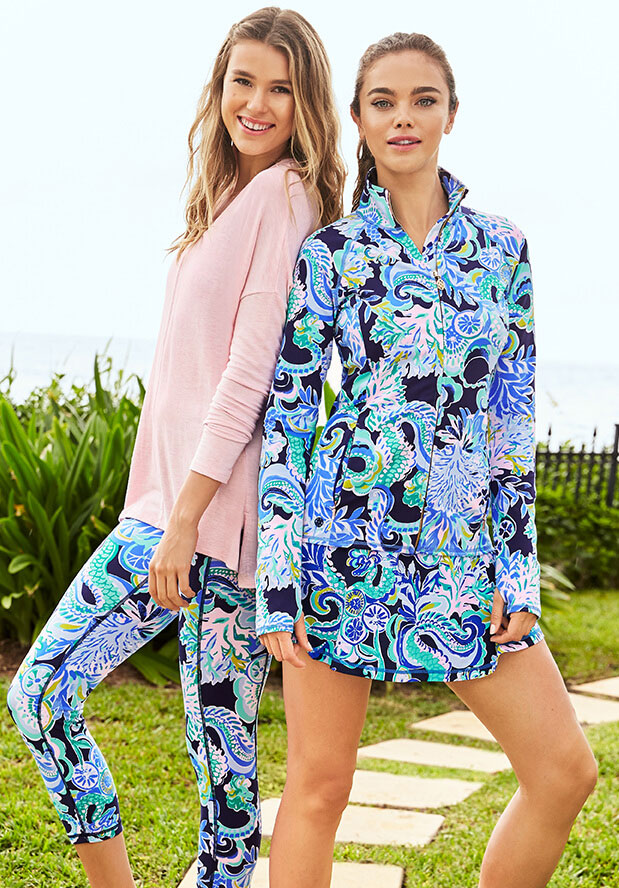 Shop New Outerwear From Lilly Pulitzer