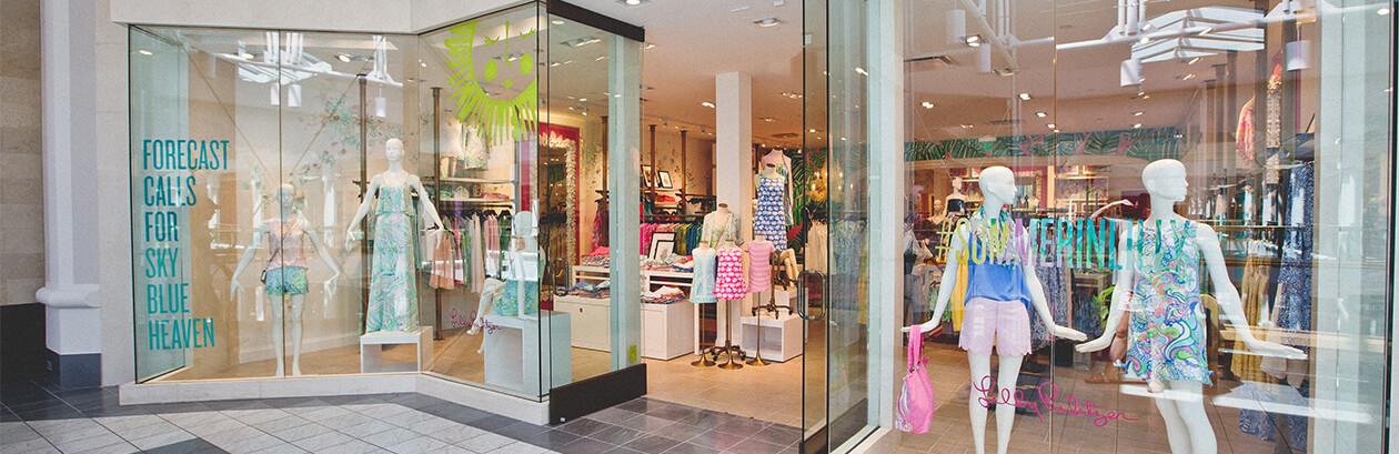 Lilly Pulitzer Store at The Mall at Green Hills - Nashville, TN