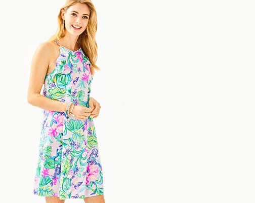 Women\'s Dresses: Resort & Summer Dresses | Lilly Pulitzer