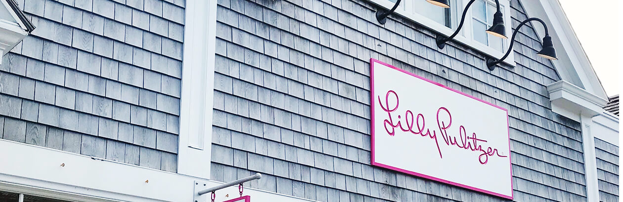 Lilly Pulitzer Store in Falmouth, MA