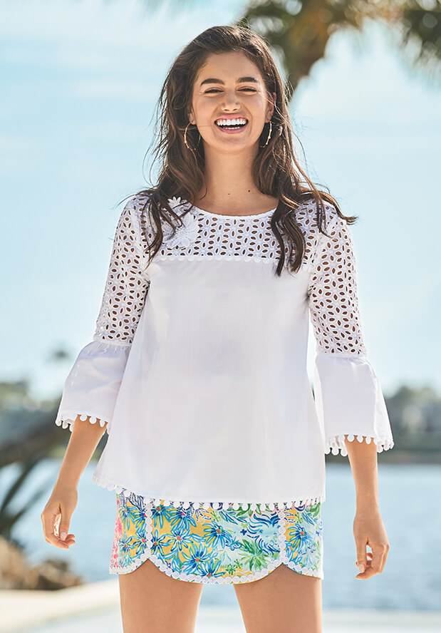 50cf141e98311 Shop New Tunics From Lilly Pulitzer
