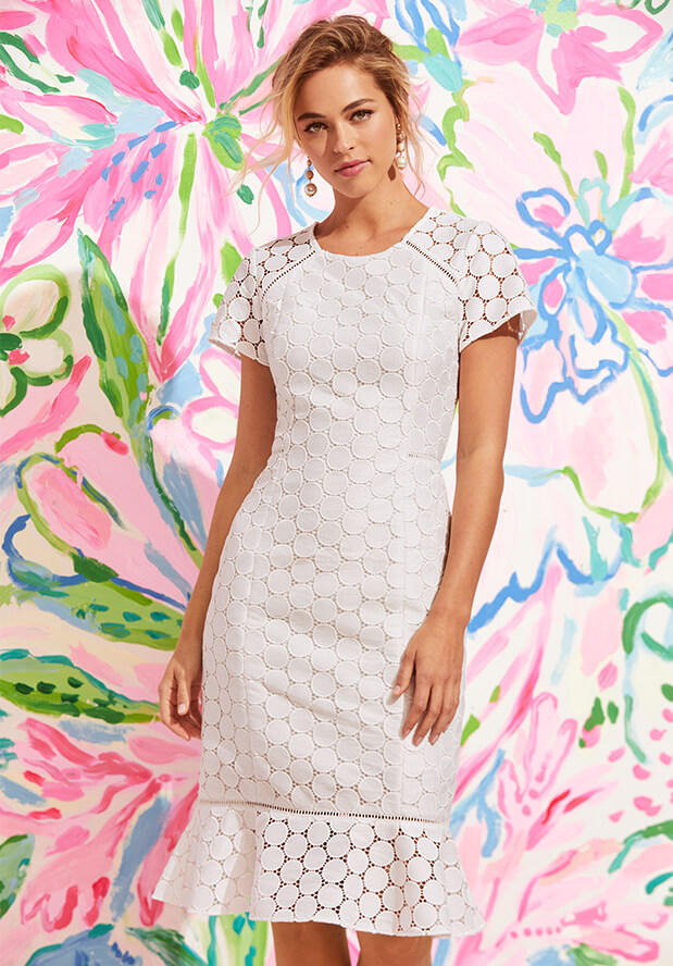 7673ecfd49ce Shop White Dresses From Lilly Pulitzer